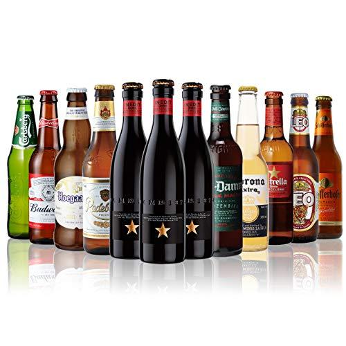 敬老の日に祖父が好きな世界のビールをプレゼント