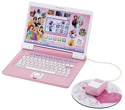 ディズニーのパソコンを姪っ子にプレゼント