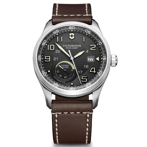 [ビクトリノックス]VICTORINOX 腕時計 メンズ エアボス AIRBOSS メカニカル パワーゲージ 自動巻き ヴィクトリノックス スイスアーミー 241575 [正規輸入品]