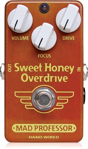 Mad Professor マッドプロフェッサー エフェクター オーバードライブ Sweet Honey Overdrive ハンドワイヤード 【国内正規品】 【徹底紹介】野田洋次郎(RADWIMPS)のエフェクターボード・機材を解析!ツマミ・ノブの位置も分かる!ギターを支える足元の機材の数々を紹介! #野田洋次郎 #RADWIMPS #ギター #エフェクター【金額一覧】
