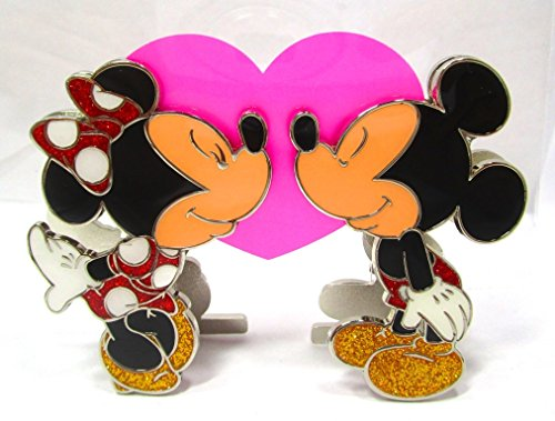 ミッキーマウス&ミニーマウス ディズニーリゾート限定 スタンドクリップ