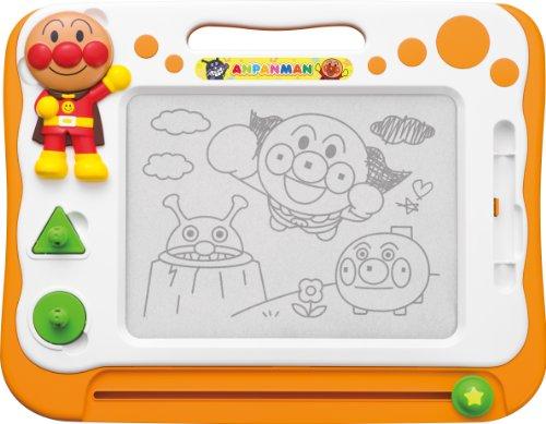 アンパンマンの天才脳らくがき教室は女の子が喜ぶおもちゃ