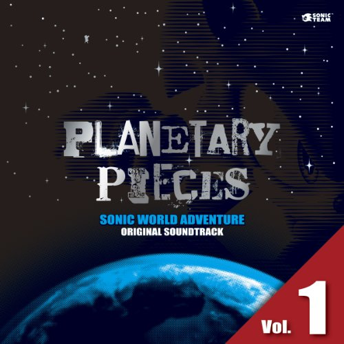 SONIC WORLD ADVENTURE ORIGINAL SOUNDTRACK PLANETARY PIECES Vol. 1