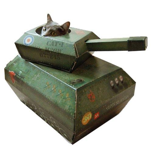 サック・ユー・ケー (suck UK) サック・ユー・ケー キャットプレイハウス 戦車