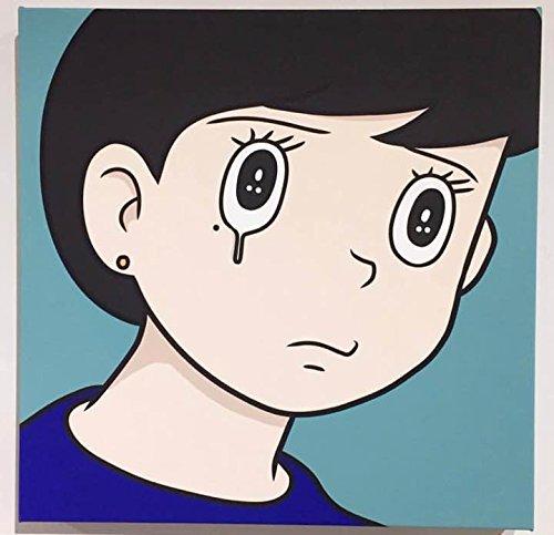 ハシヅメユウヤ eyewater キャンバス 原画