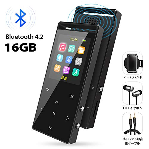 MP3プレーヤーはお父さんが喜ぶ家電でプレゼントに人気