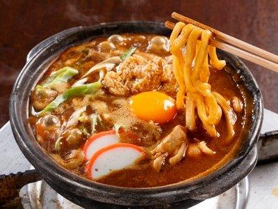 (冷凍2食)味噌煮込みうどん 2食セット