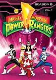 Mighty Morphin Power Rangers: Season 2 Vol 1 [DVD] [Import]