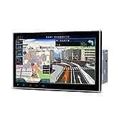 (TE103AP) XTRONS 2DIN 大画面 8コア Android8.0 カーナビ 10.1インチ 車載PC アンドロイド 高画質 DVDプレーヤー