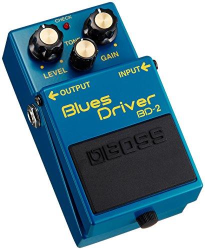 BOSS Blues Driver  BD-2 MOOER エフェクター のコピー元一覧! 元ネタはあの名機!!
