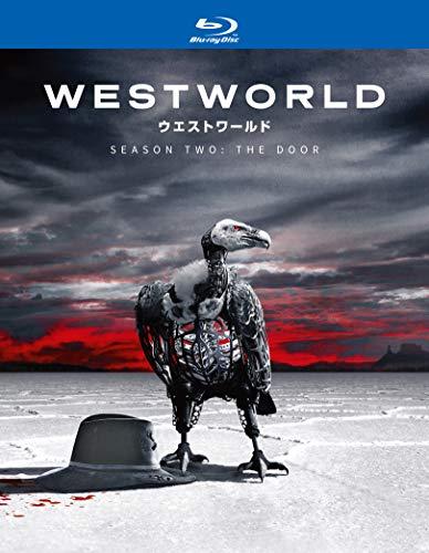 ウエストワールド 2ndシーズン ブルーレイ コンプリート・ボックス(初回限定生産/1~10話/3枚組/アウターボックス付) [Blu-ray]