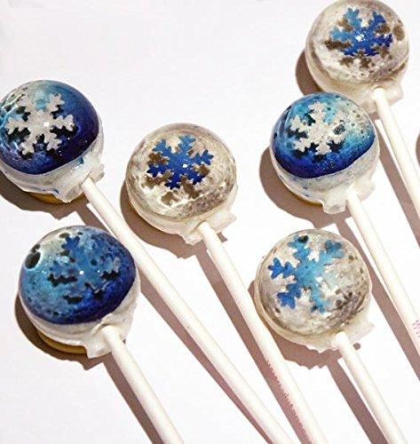 美しすぎて食べられない!3D 【 雪の結晶キャンディー】は女性がもらって嬉しいホワイトデーのお返し