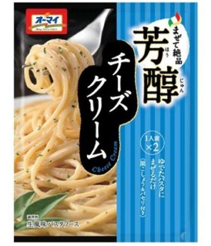 オーマイ 芳醇チーズクリーム (35.4g×2食)×4個
