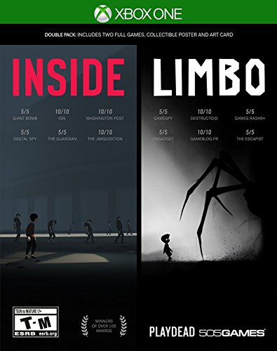 INSIDE LIMBO Double Pack (輸入版:北米) - XboxOne
