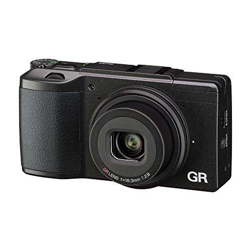 RICOH デジタルカメラ GRII APS-CサイズCMOSセンサー ローパスフィルタレス 175840