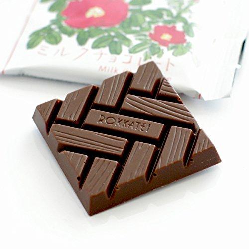 六花亭のチョコは幅広い年代から人気