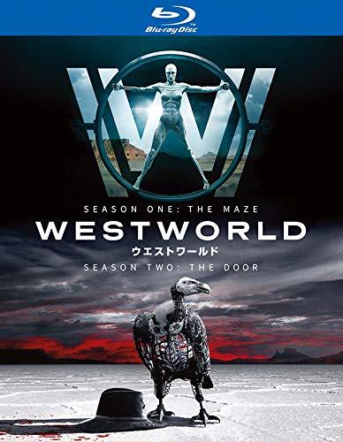 ウエストワールド 1st & 2ndシーズン ブルーレイボックス (初回限定生産/6枚組) [Blu-ray]