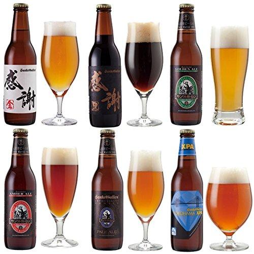 世界のビールをお中元に贈る