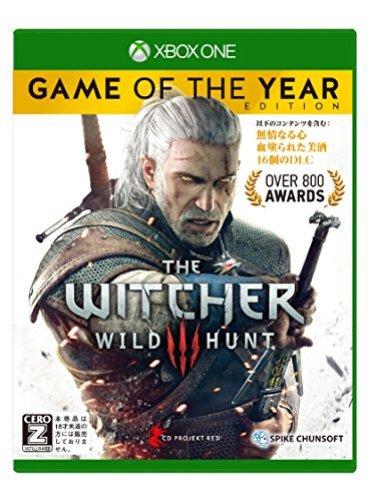 ウィッチャー3 ワイルドハント ゲームオブザイヤーエディション 【CEROレーティング「Z」】 - XboxOne