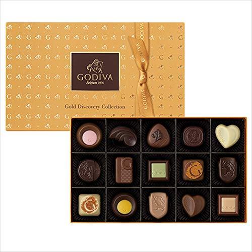 ゴディバのチョコはもらって嬉しいチョコレート