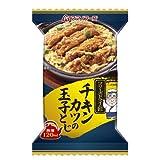 アマノフーズ フリーズドライ 通信販売 国産 鶏 使用 チキン カツ の 玉子 とじ
