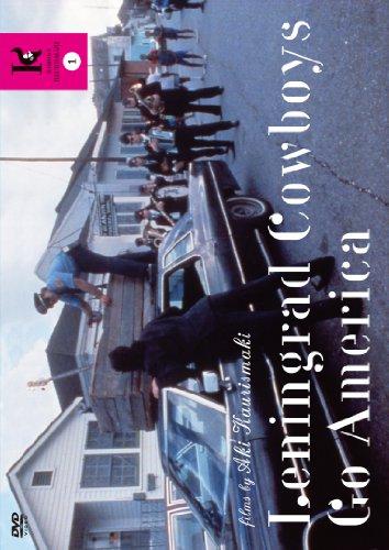 レニングラード・カウボーイズ・ゴー・アメリカ/レニングラード・カウボーイズ、モーゼに会う 【HDニューマスター版】(DVD)