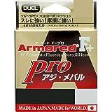 デュエル(DUEL) PEライン アーマード F+ Pro アジ・メバル 150m 0.4号 ライトピンク H4096