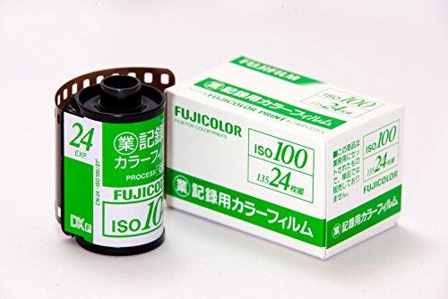 FUJIFILM フジフイルム 業務用フィルム ISO100 24枚 (30本セット)