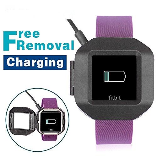 Fitbit Blaze スマートウオッチ専用のUSB充電器 分解することなく充電ドック・クレードル チャージャー 交換用品対応Fitbit Blaze Smart Fitness Watch Charge Cable