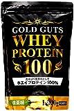 GOLD GUTS ゴールドガッツホエイプロテイン100 抹茶味 1000g