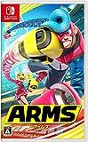 ARMS 【オリジナルマリオグッズが抽選で当たるシリアルコード配信(2017/10/26-2018/1/8注文分まで)】 - Switch