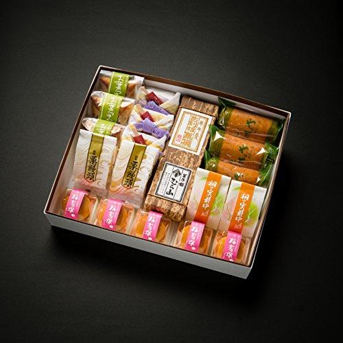 美味しい和菓子は退職する方におすすめギフト