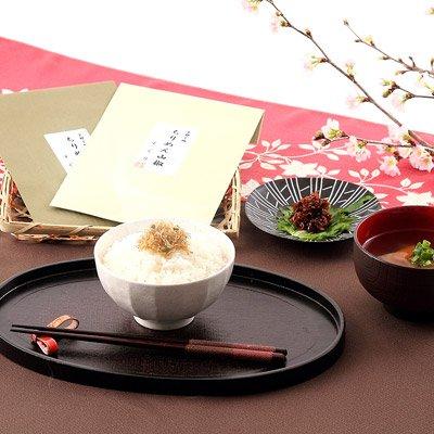 京料理から生まれたこだわりの手作りの味 ちりめん山椒・佃煮セット
