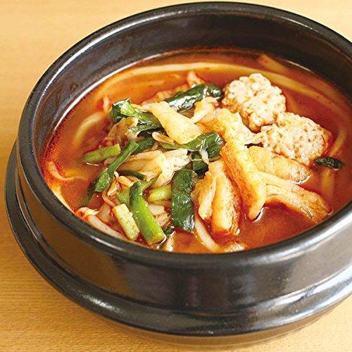 キンレイ) 具付麺チゲうどんセット 354g