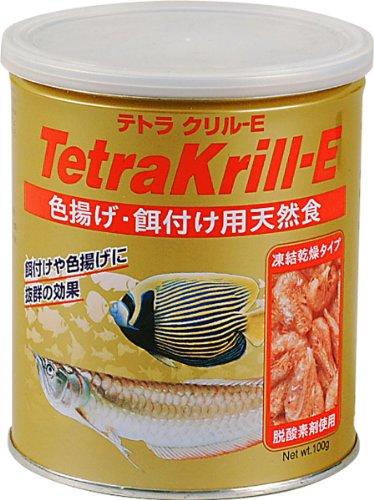 テトラ (Tetra) クリル-E 100g