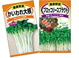 【Amazon.co.jp 限定】日本農産種苗 スプラウトのタネ セットシリーズ スプラウトタネのセット