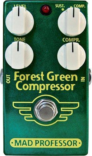 Mad Professor マッドプロフェッサー エフェクター コンプレッサー (New) Forest Green Compressor 【国内正規品】 【徹底紹介】野田洋次郎(RADWIMPS)のエフェクターボード・機材を解析!ツマミ・ノブの位置も分かる!ギターを支える足元の機材の数々を紹介! #野田洋次郎 #RADWIMPS #ギター #エフェクター【金額一覧】