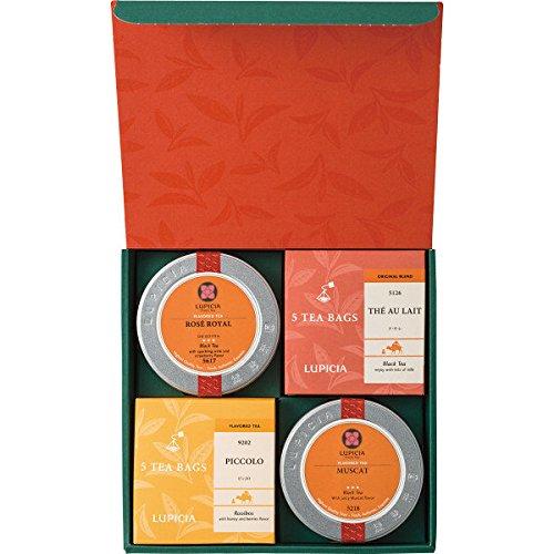ルピシア【LUPICIA】新婚生活の必需品お茶セットを結婚祝いで贈る
