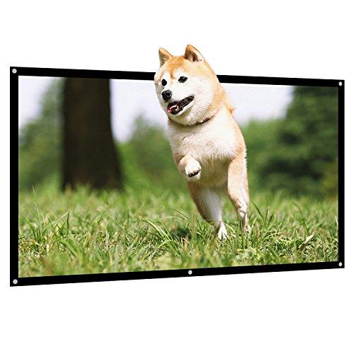 憧れの100インチスクリーンは3000円でプレゼント可能