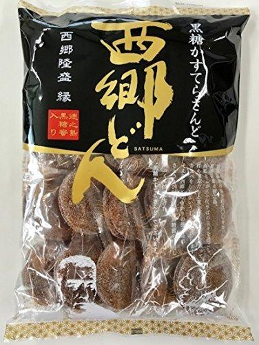 山内製菓 黒糖かすてらさんど西郷どん(20個入り) 1箱:12袋入り