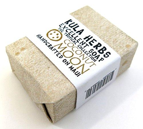 ハワイ お土産 ハワイアン雑貨 クラハーブス エクセレント ソープ 石鹸 30g (ココナッツ)