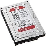 WD HDD 内蔵ハードディスク 3.5インチ 1TB WD Red WD10EFRX SATA3.0 5400rpm 64MB 3年保証