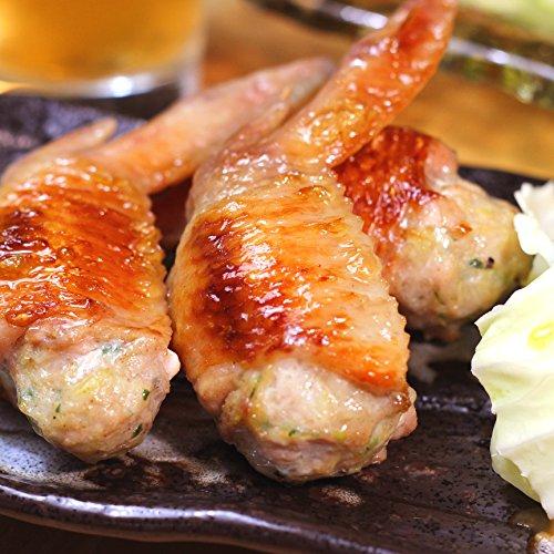 水郷のとりやさん 手羽先餃子 20本セット お試しセット 5本入×4袋 国産鶏肉