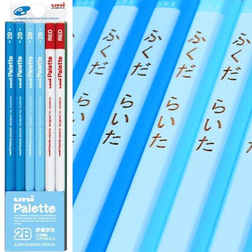 自分の名前が入った鉛筆は入学祝いに人気