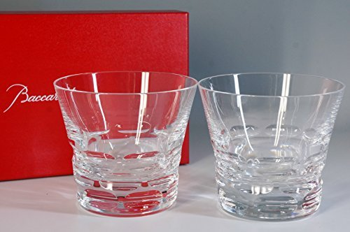 バカラのグラスで還暦を祝う