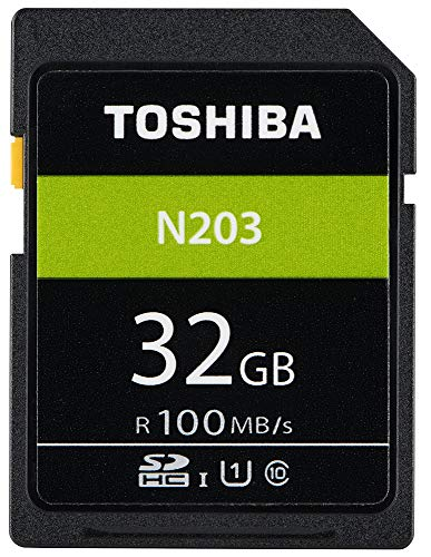 Toshiba SDHC カード 東芝日本製超高速 Class10 UHS-I  (32GB, B) 並行輸入品