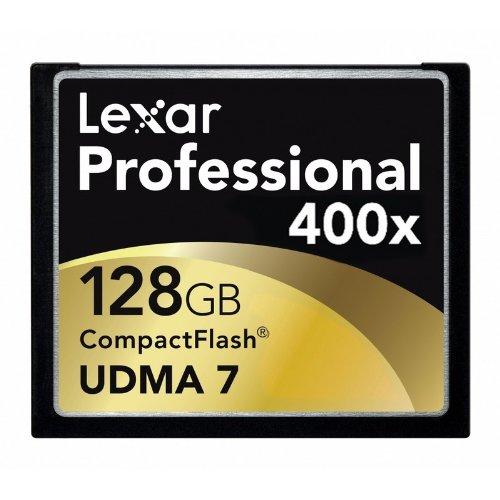 Lexar CF コンパクトフラッシュ 128GB 400倍速 Professional UDMA7 レキサー バルク品