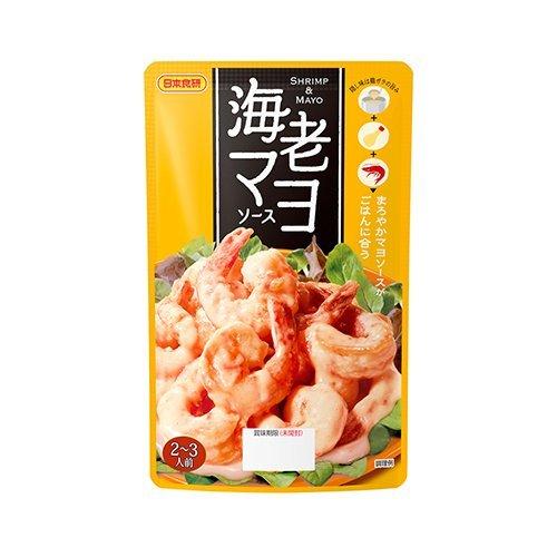 日本食研 エビマヨソース 100g×3袋