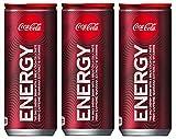 コカ・コーラ コカ・コーラ エナジー 250ml缶×3本