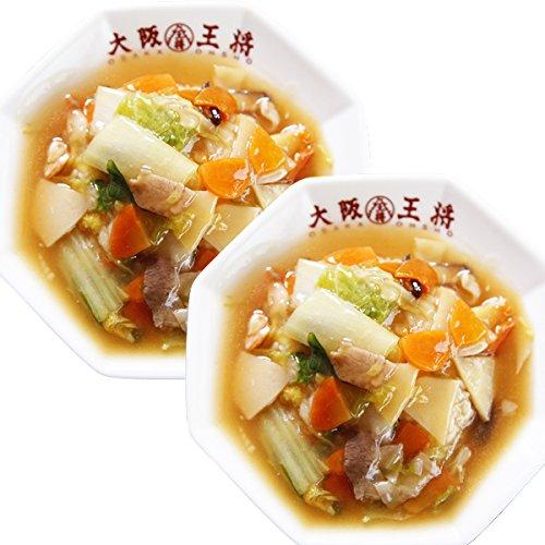大阪王将 中華丼の具2食